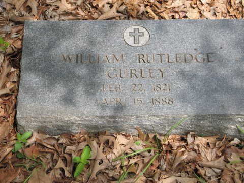 William Rutledge Gurley