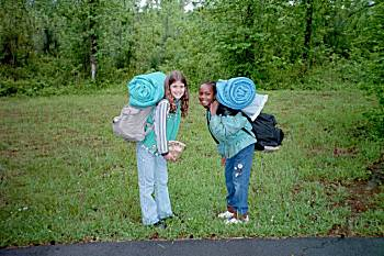 Gurley Girl Scouting Camp Trico 2002