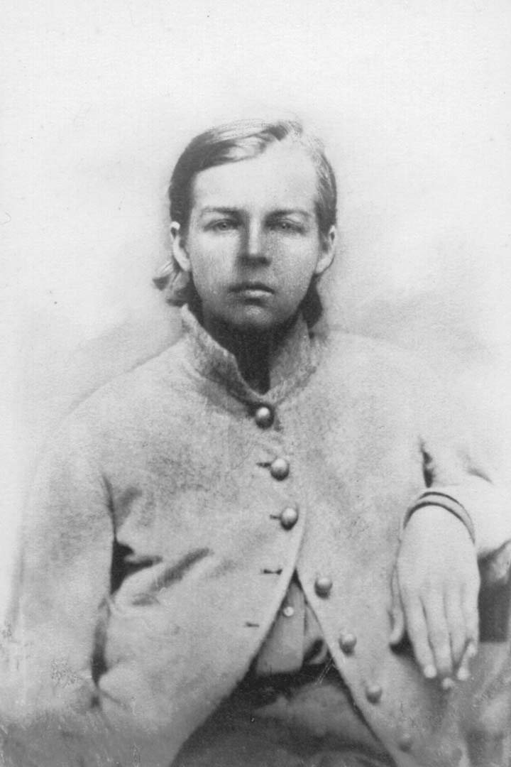Civil war picture of James Monroe Mason