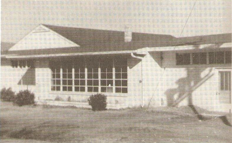 Madison County High School History Buildings 1956 Agricultural & Home Economics