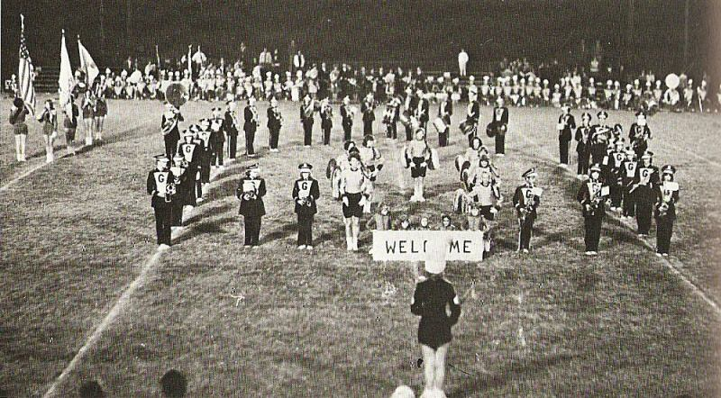 Madison County High School Band 1960  1972