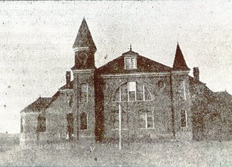Robert Donnell Academy and original Madison County  High school until 1936.