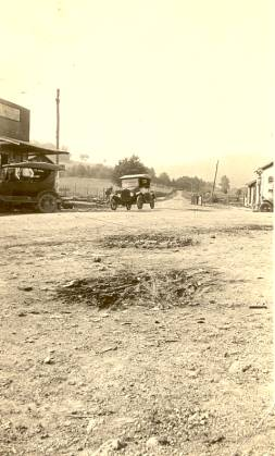 First automobiles in Gurley