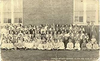 Madison County School class of 1912