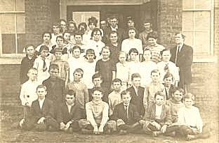 Madison County High School class of 1915 and class of 1916