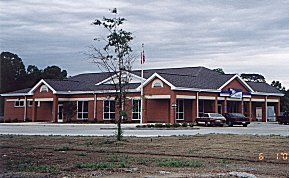 The new Gurley USPS office - 2000