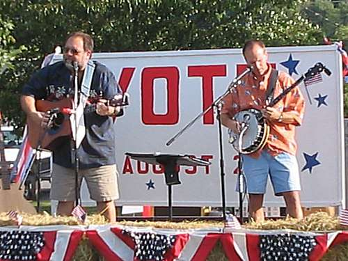 Gurley Alabama Political Rally Live Entertainment