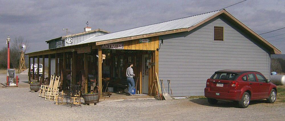 RailRoad Store 2279 US Hwy 72 Paint Rock Alabama 35764