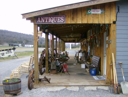 Rail Road Store 2279 US Hwy 72 Paint Rock Alabama 35764
